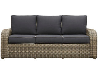 Brunswick Sofa, Brown, , large