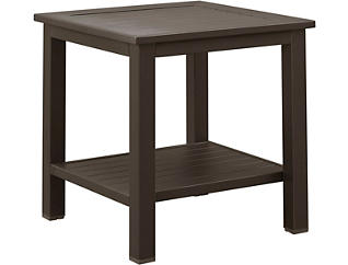 Chelsea Square End Table, , large