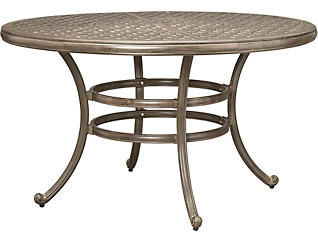 Claremont Round Table, Grey, , large