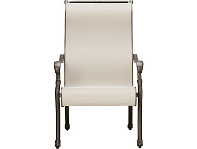 Jamestown II Graphite Dining Chair, , large