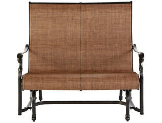 Jamestown Double Glider, Brown, , large