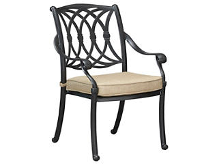 Montreal Dining Chair, Black, , large