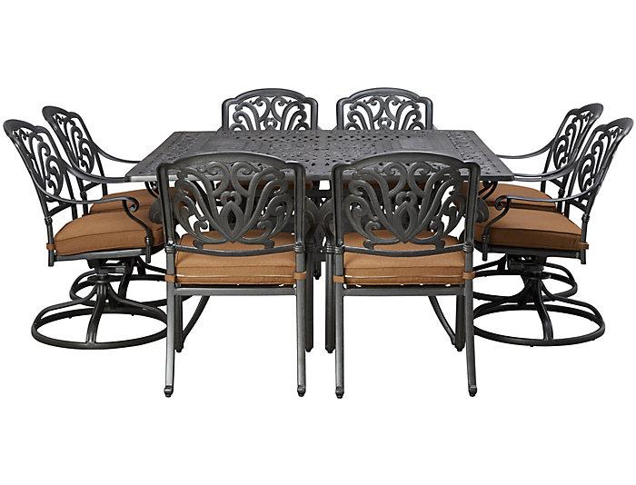 Catalina 9pc Dining Set, , large