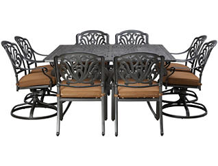 Catalina 9pc Dining Set, , large