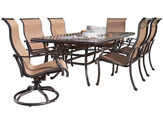 Jamestown 7PC Dining Set, , large