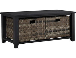 Seville Brown Coffee w/ 2 ottomans, , large