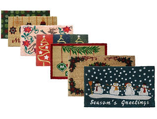 Holidays Doormat Collection, , large