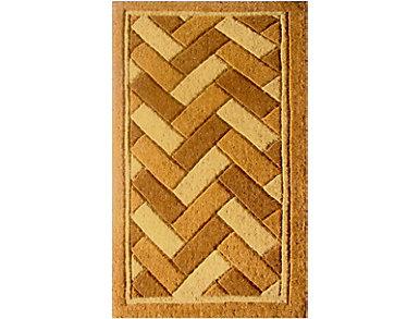 Geometric 24x39 Doormat, , large