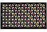 Coco Dots 18x30 Doormat, , large
