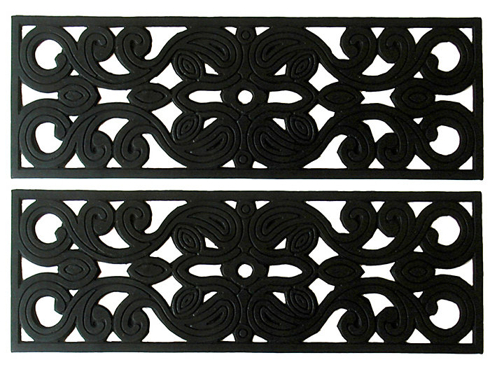 Rubber Stair Tread (Set of 2), , large