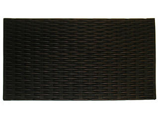 Bronze 18x30 Rubber Doormat, , large