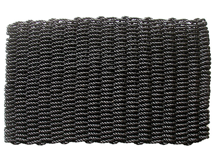 Mariner Black 18x30 Doormat, , large
