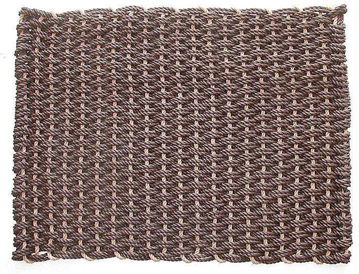 Mariner Brown 18x30 Doormat, , large