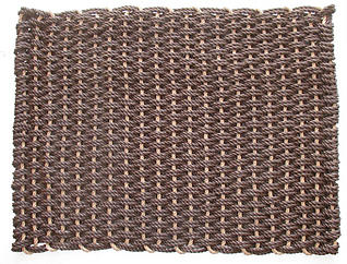 Mariner Brown 18x30 Doormat, , large