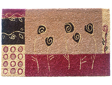 Tulip Art 18x30 Doormat, , large