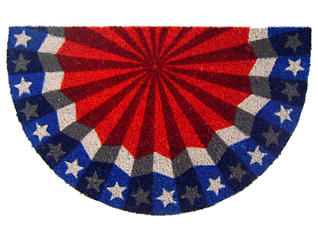 Americana 18x30 Doormat, , large