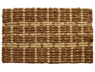 Twisted Rope 18x30 Doormat, , large