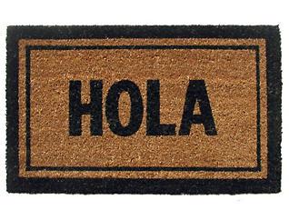 Hola 18x30 Doormat, , large