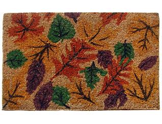 Fall Foliage 18x30 Doormat, , large