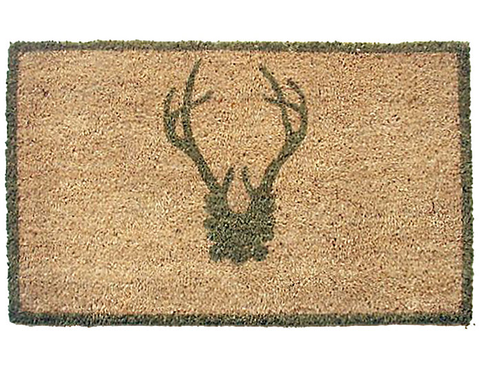 Antler Sage 18x30 Door Mat, , large