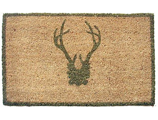 Antler Sage 30x48 Door Mat, , large