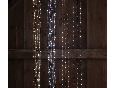 In/Out Micro LED String Lights, , large