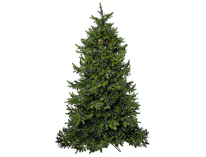 7.5 Monaco Pine/8032 LED Lghts, , large