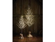 shop 4' Snowy In/Out LED Tree