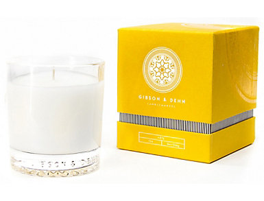 Champagne Sorbet Candle, , large