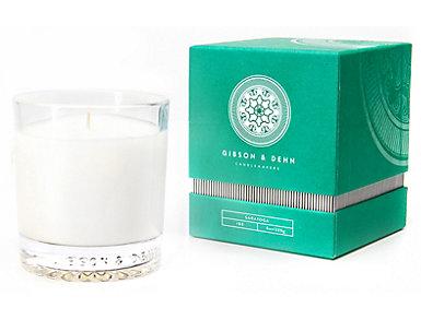 White Tea & Cedar Candle, , large