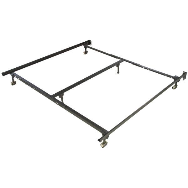zoom enlarge - King Size Adjustable Bed Frame