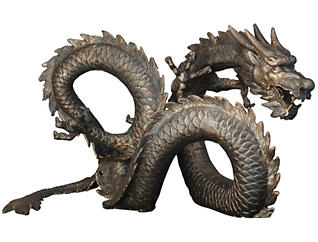 Nigel Barker Bronze Dragon, , large
