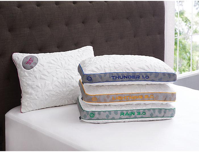Lightning 2.0 Medium Pillow, , large