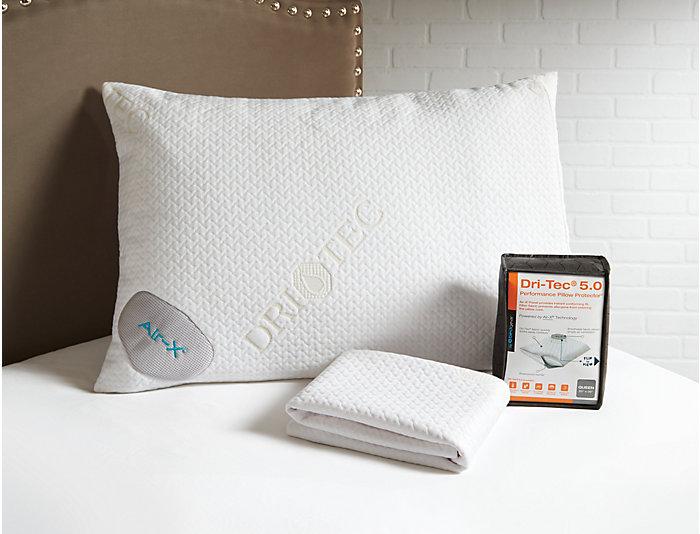 Dri-Tec Queen Pillow Protector, , large