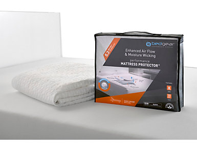 Bedgear Dri-Tec 5.3 Mattress Protector, King, , large