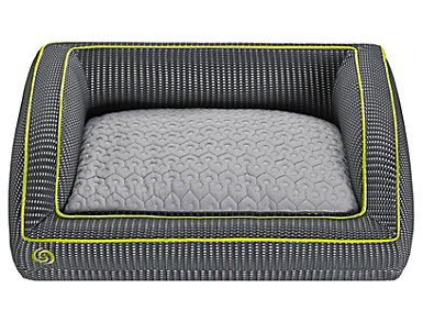 Bedgear Grey Large Pet Bed, , large