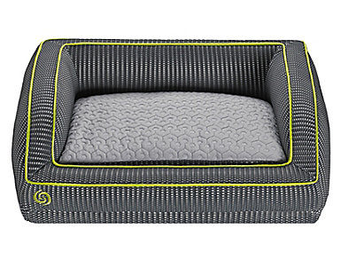 Bedgear Grey Small Pet Bed, , large
