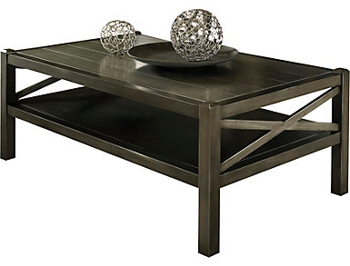 Exceptional Alumina Rectangular Coffee Table, Ash