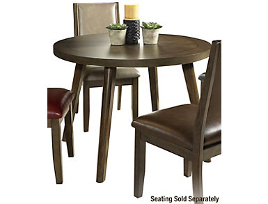 "Cafe 42"" Round Dining Table, , large"