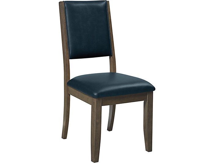 Cafe Upholstered Side Chair, Marine, , large