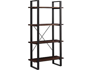 Gregory Brown Cherry Bookcase, , large