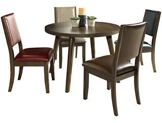 Cafe 5pc Dining Set, , large
