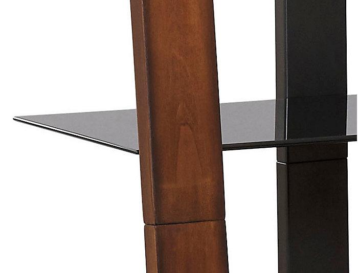 "Zeta Brown 60"" Bookcase, , large"