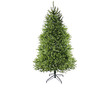12' Unlit Northern Pine Artificial Tree, , large