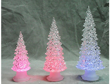 Color Changing Trees Set of 3, , large