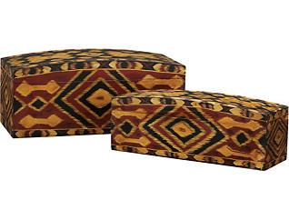 NB1 S2 HP Ikat Design Wd Boxes, , large