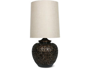 Whitney Table Lamp, , large