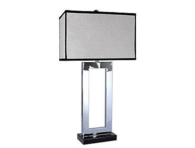 Geo Table Lamp, , large