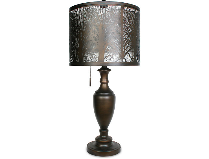 Woodlands Table Lamp, , large
