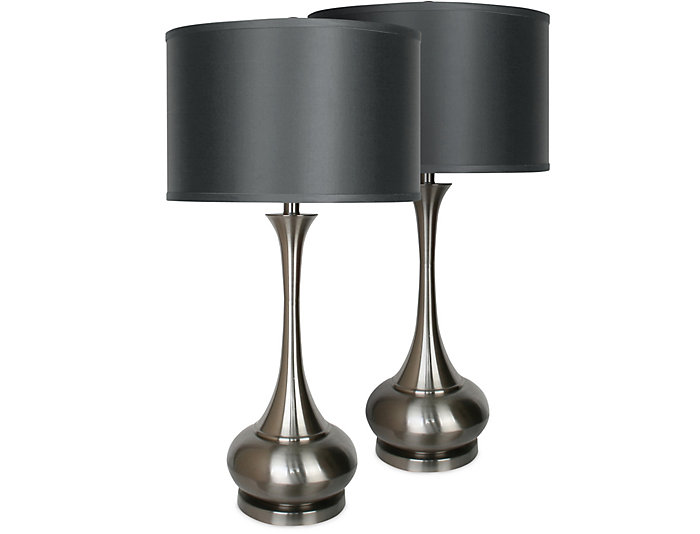 Alfresco Pair of Table Lamps, , large